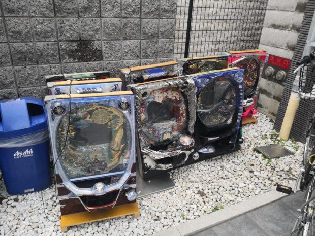 【大阪市北区】パチスロ機の回収のご依頼 お客様の声