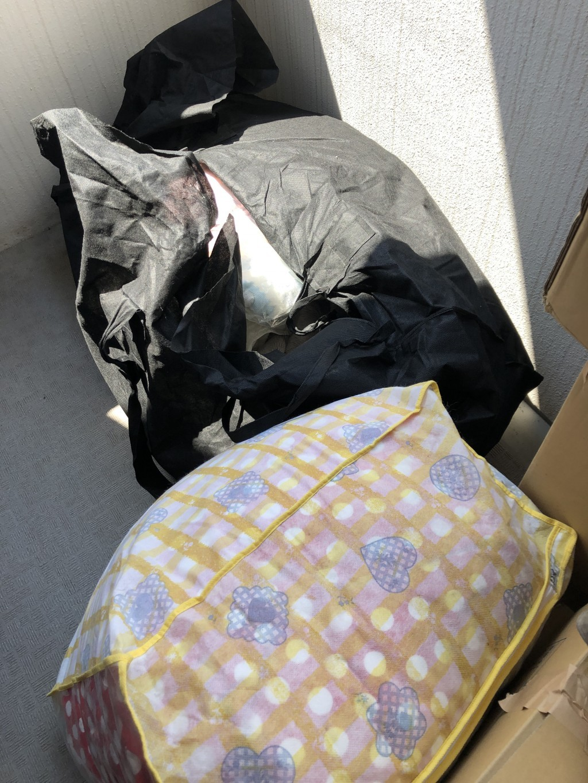 【大分市】布団の出張不用品回収・処分ご依頼