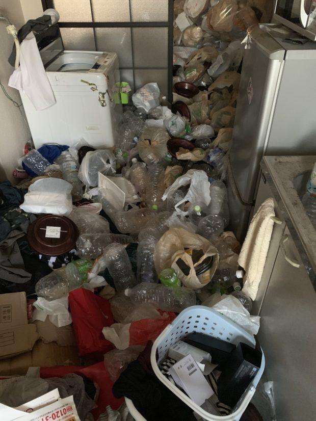 【宮崎市清武町】大量のごみの回収 お客様の声