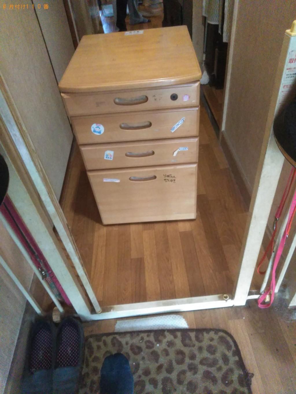 【松山市】食器棚や下駄箱など家具類回収のご依頼 お客様の声