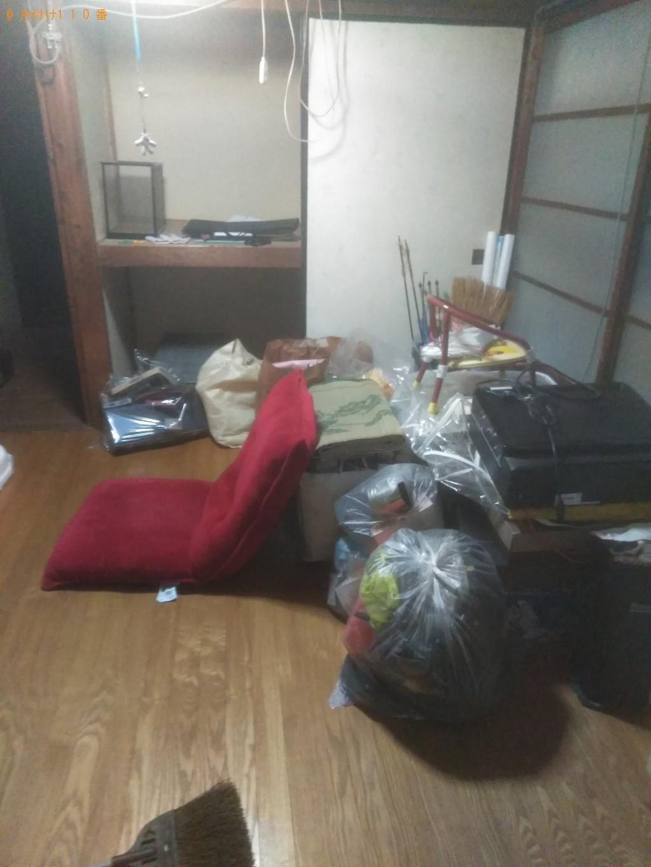 【松山市】タンスやベッドの枠など家具回収のご依頼 お客様の声