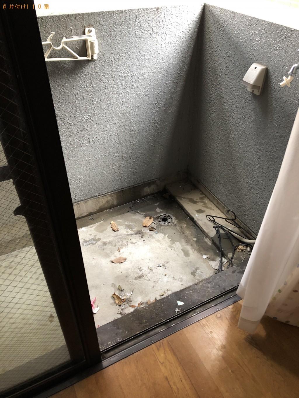 【東松山市】洗濯機とガスコンロの出張回収・処分ご依頼