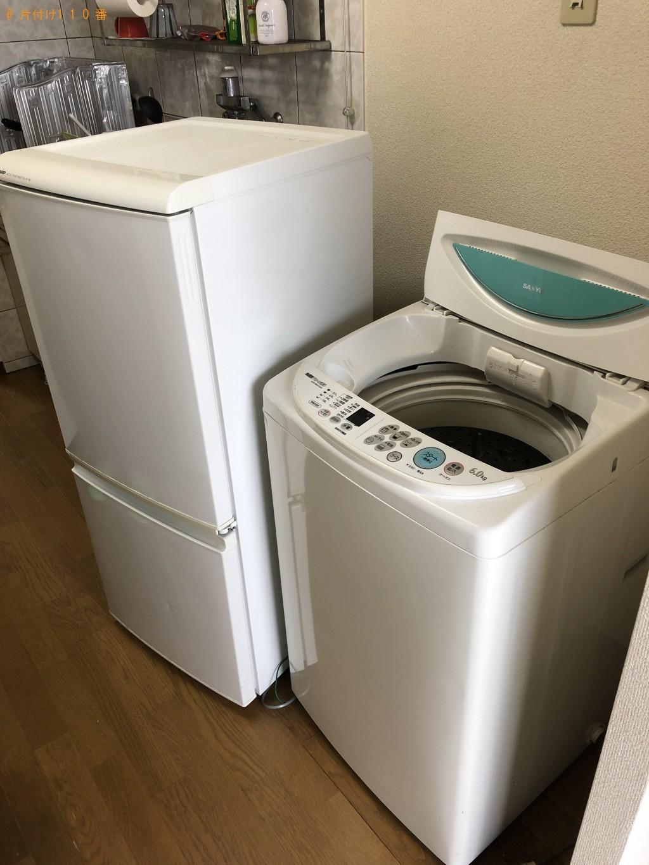 【別府市】冷蔵庫と洗濯機の不用品回収処分 お客様の声
