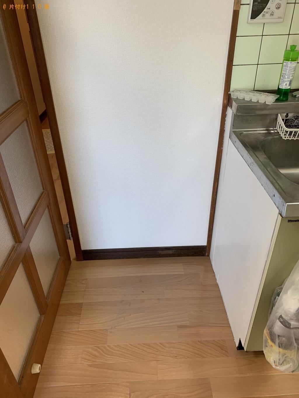 【宮崎市小戸町】冷蔵庫とこたつの処分 お客様の声