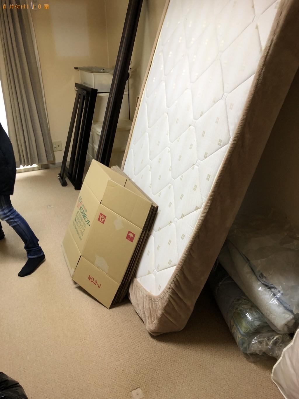 【京都市中京区】家財道具一式の回収・処分ご依頼 お客様の声