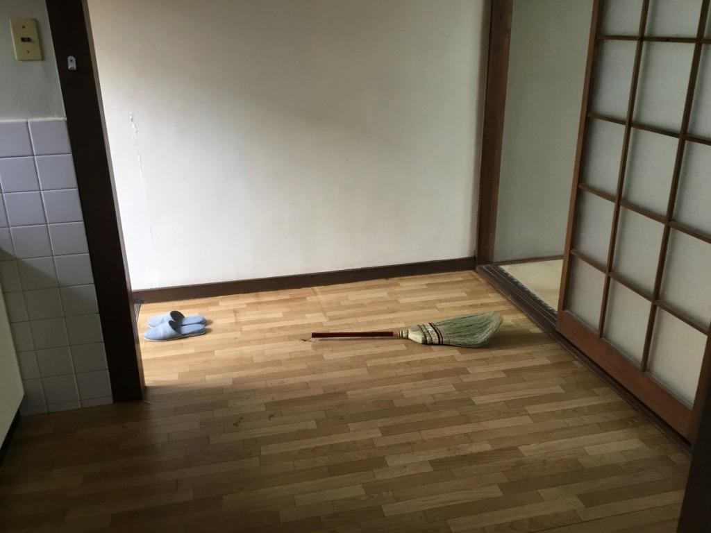 【南相木村】家の片付けと簡易清掃ご依頼 お客様の声
