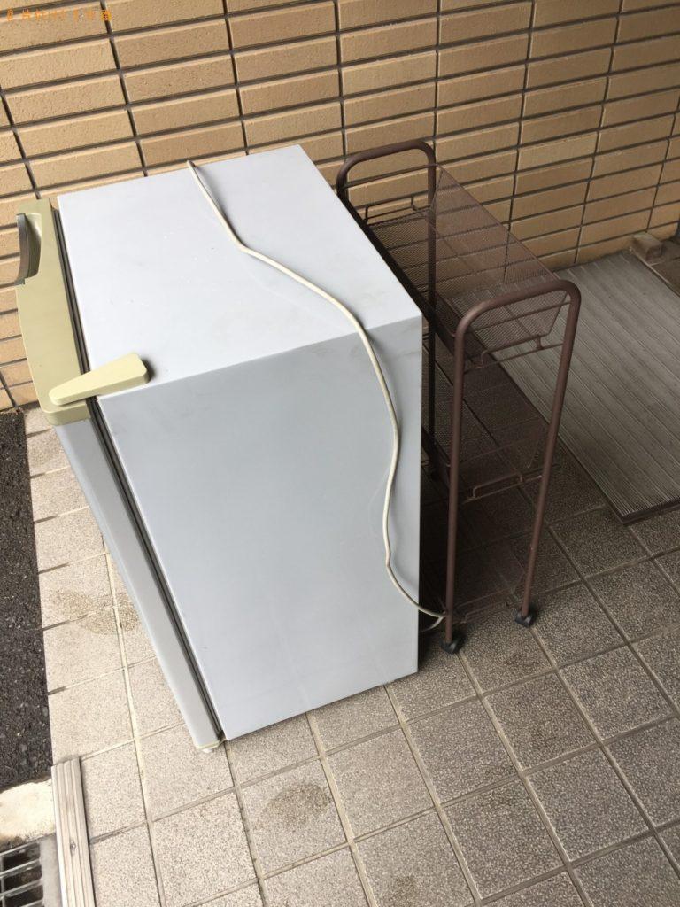 【福岡市南区】冷蔵庫の出張不用品回収・処分ご依頼