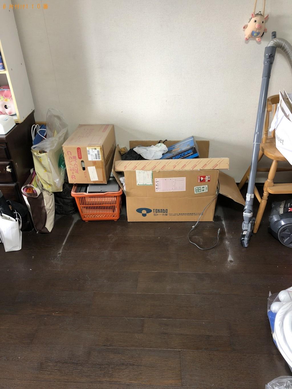 【大津市】家具や健康器具の回収・処分ご依頼 お客様の声