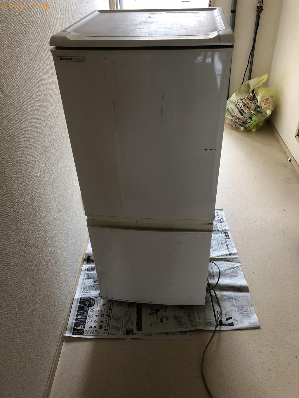 【大分市】冷蔵庫・洗濯機などの不用品回収・処分ご依頼 お客様の声