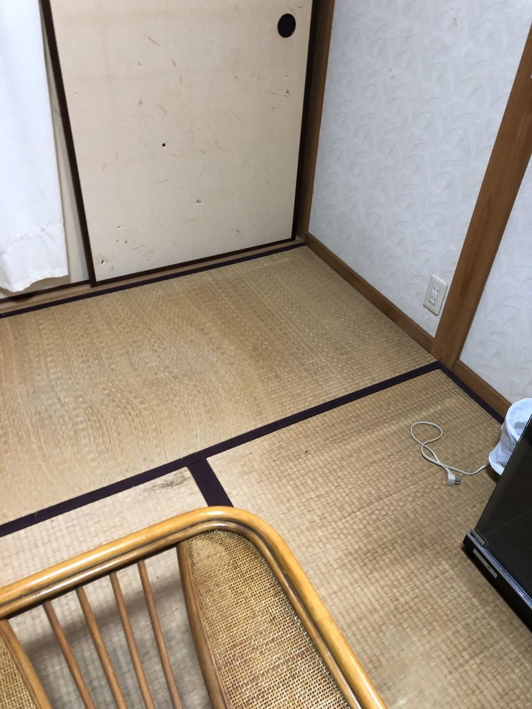 【京都市西京区】タンスや衣類などの回収・処分ご依頼 お客様の声