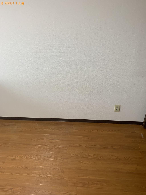【草津市】ベッド、ソファーなどの出張不用品回収・処分ご依頼