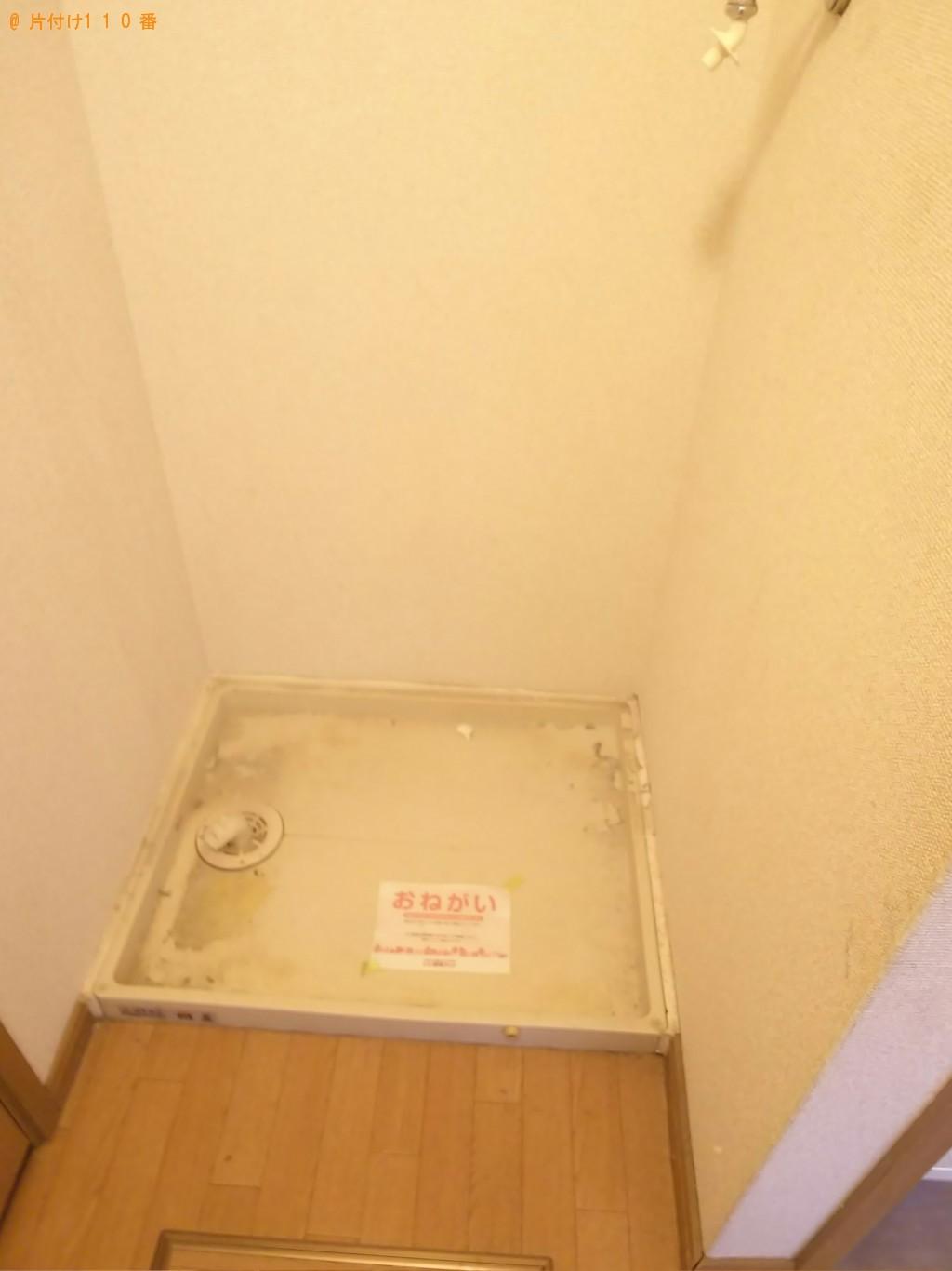 【府中市中須町】お引っ越しに伴う不用品の回収・処分 お客様の声