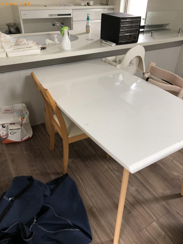 【北九州市小倉南区】マットレス、ダイニングテーブル、ソファの回収・処分 お客様の声