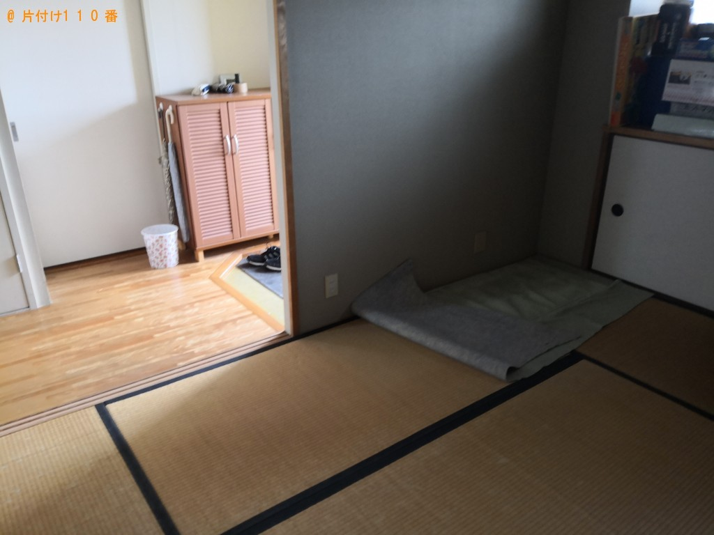 【大阪市鶴見区】婚礼ダンス等の家具の処分 お客様の声