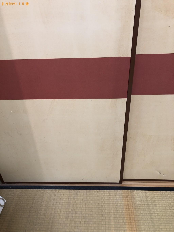 【北九州市八幡西区】様々な家具の処分 お客様の声
