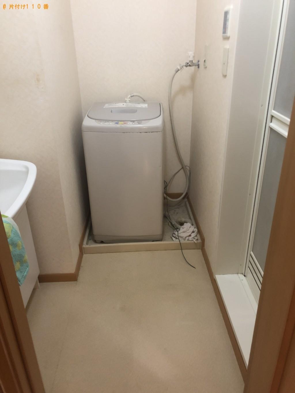 【下松市】洗濯機、雑誌、段ボールなどの出張不用品回収・処分ご依頼