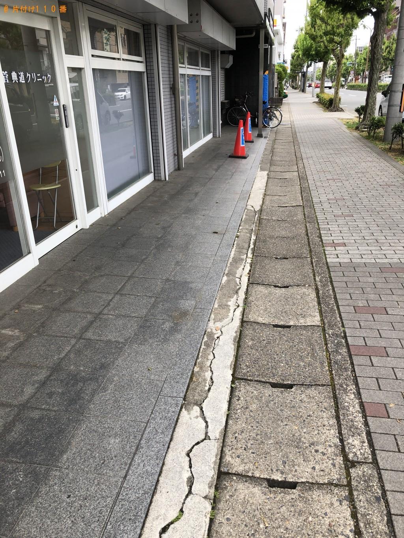 【京都市左京区】キャビネットの出張不用品回収・処分ご依頼