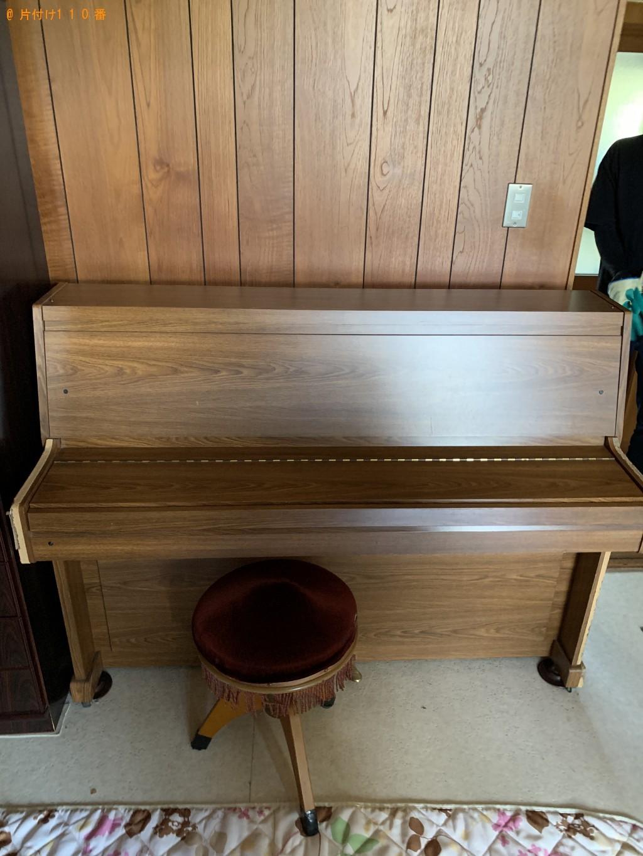 【野洲市】ピアノの処分 お客様の声
