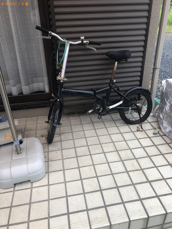 【周南市】座椅子、自転車などの出張不用品回収・処分ご依頼