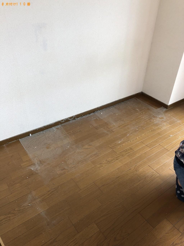 【大阪市港区】ベッドの出張不用品回収・処分ご依頼 お客様の声