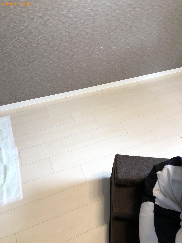 【京都市中京区】ソファー、マットレスの出張不用品回収・処分ご依頼