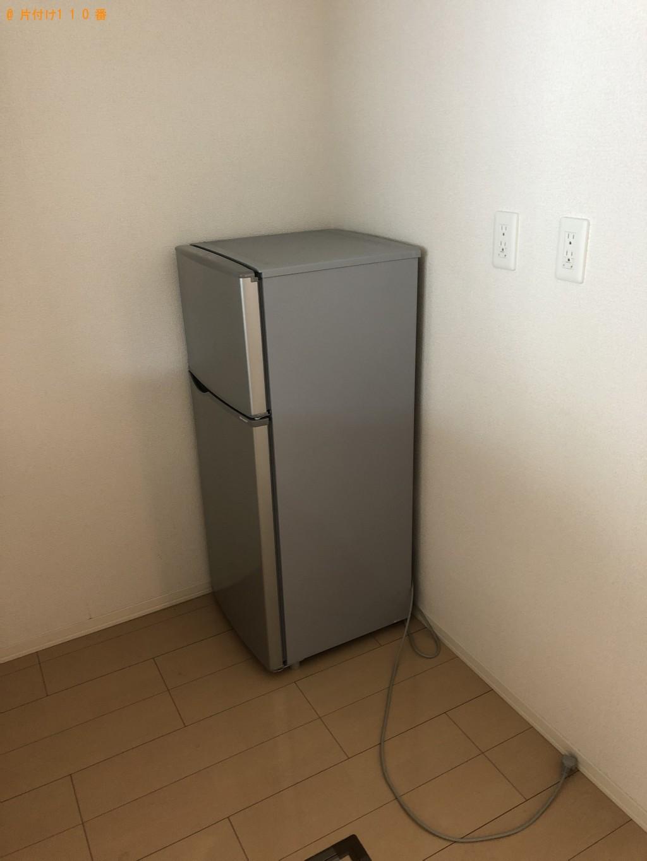 【大分市】冷蔵庫、ダイニングセットの回収・処分ご依頼 お客様の声
