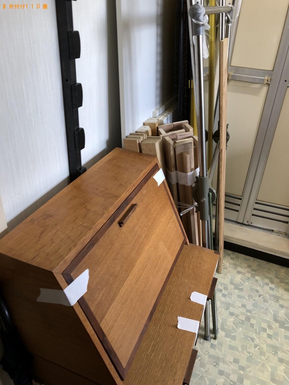 【長岡京市】一部屋分の家具の処分 お客様の声