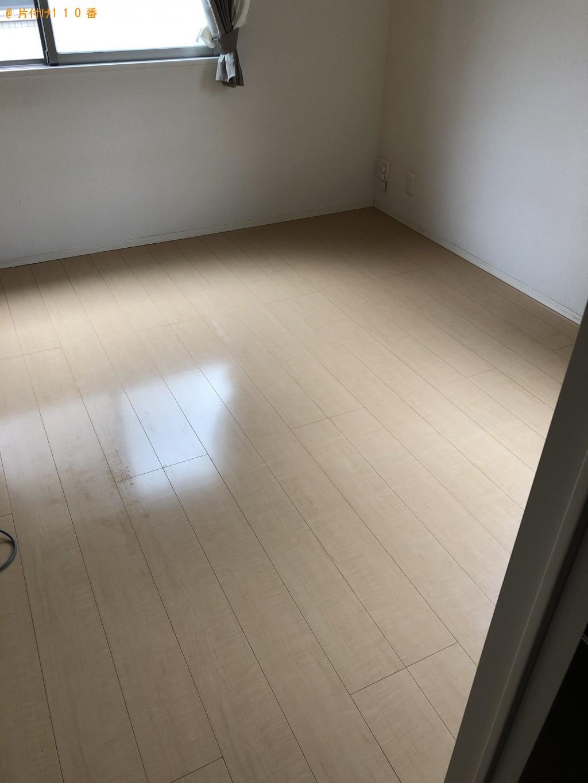 【静岡市清水区】ダブルベッドの出張不用品回収・処分ご依頼