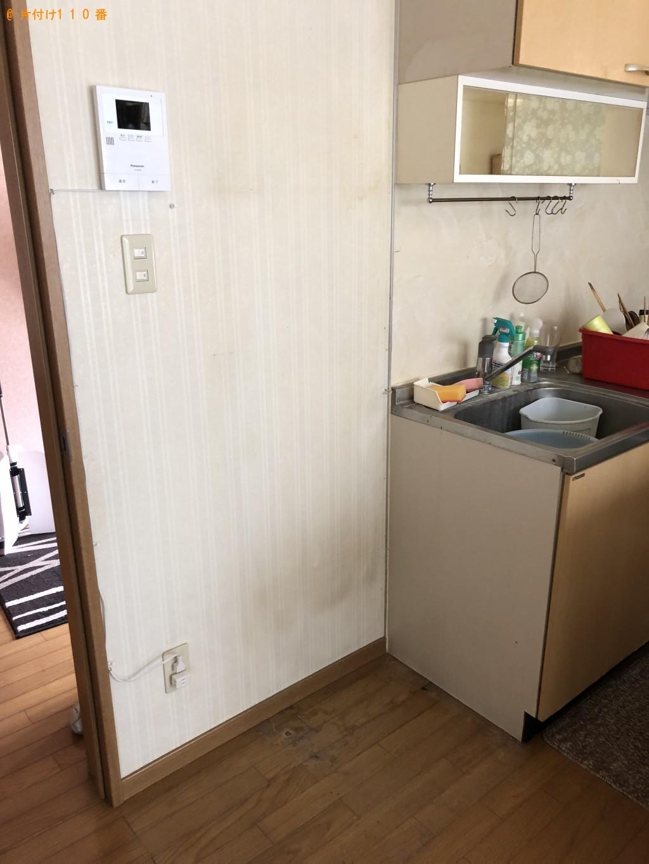 【大分市】冷蔵庫、こたつ、自転車などの出張不用品回収・処分ご依頼