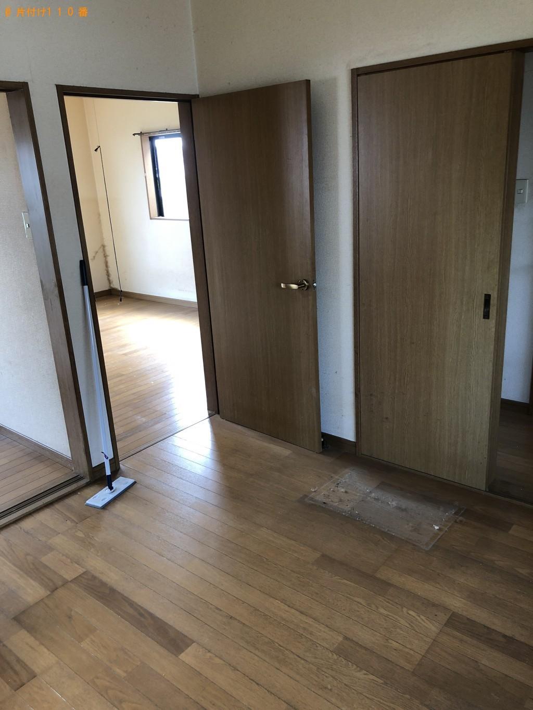 【大分市】一人暮らしの家具・家電の処分 お客様の声