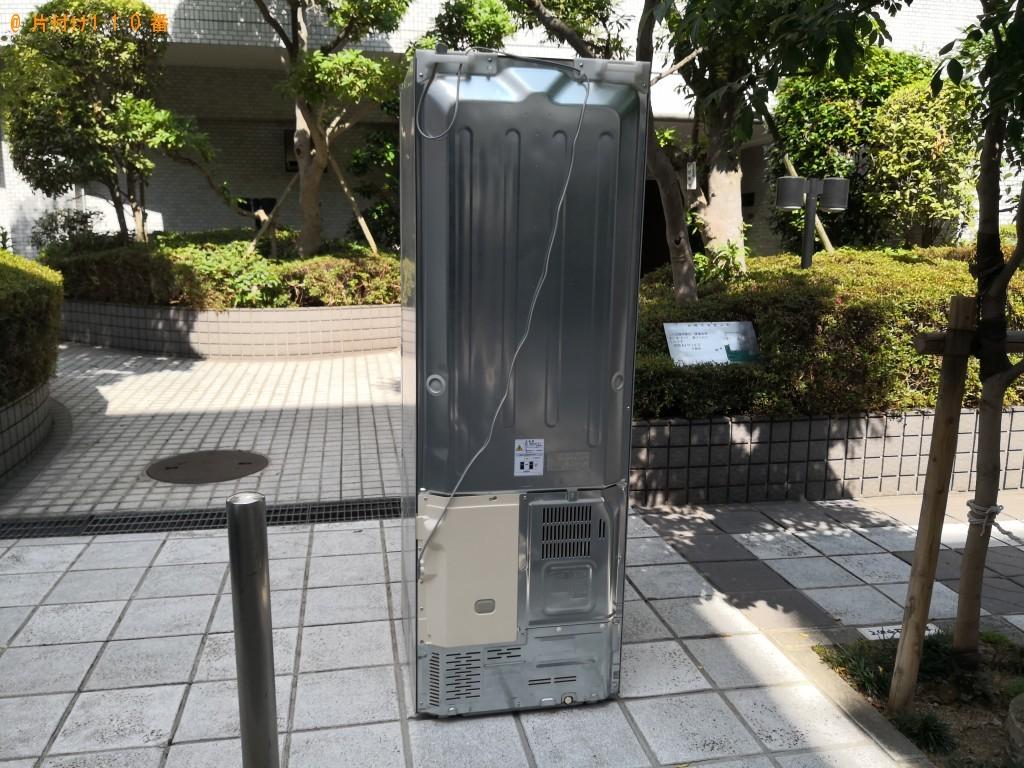【大阪市西区】冷蔵庫一点の回収 お客様の声