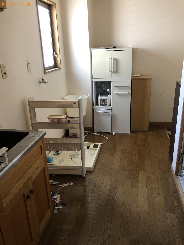 【京都市上京区】軽トラ一台分の家財道具の処分 お客様の声