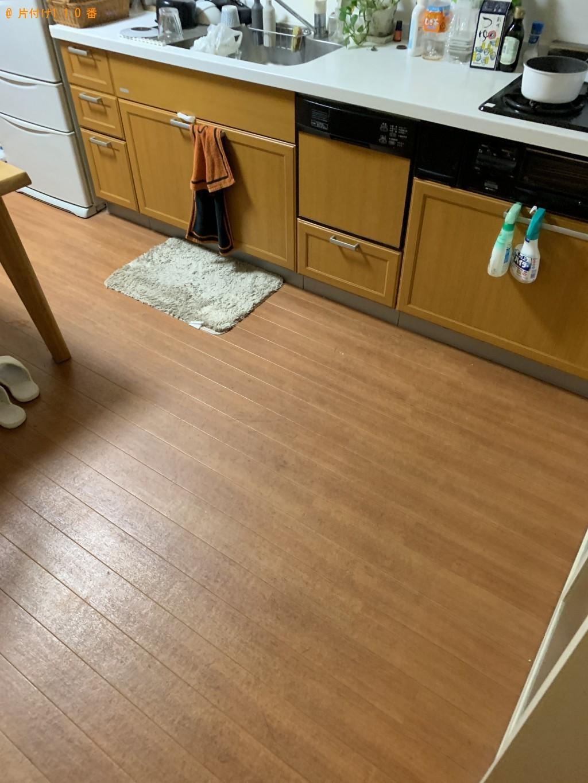【京都市下京区】リサイクル家電を含む家具の処分 お客様の声