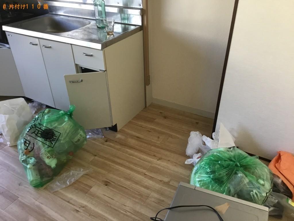【伊丹市】冷蔵庫一点の回収・処分 お客様の声