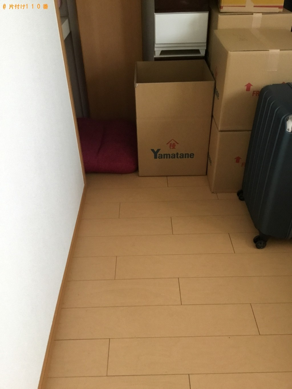 【一関市千代田町】引っ越しに伴う不用品回収・処分 お客様の声