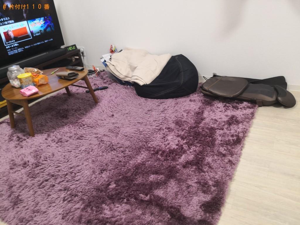 【大阪市中央区】掃除機・AV機器・ソファーの処分 お客様の声