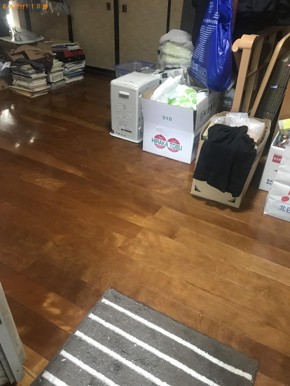 【青梅市】遺品整理で家具3点の出張回収・処分ご依頼 お客様の声