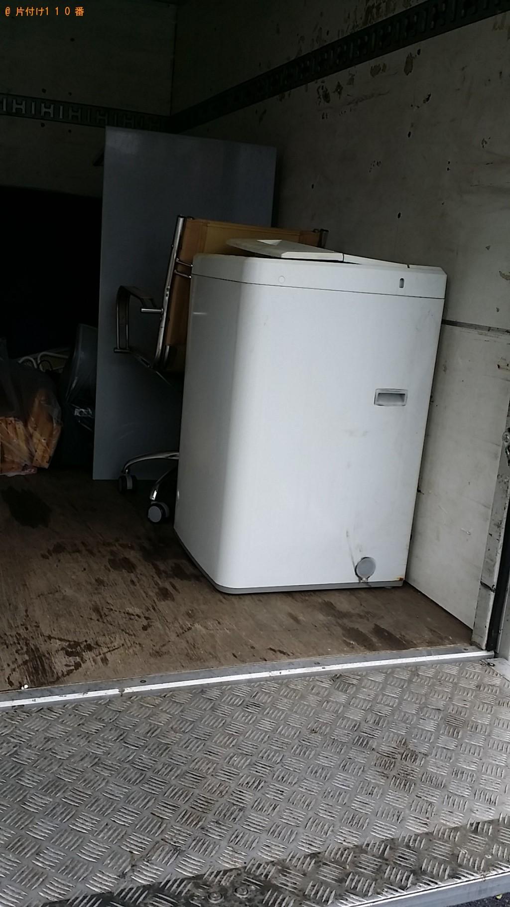 【南九州市】洗濯機の出張回収・処分ご依頼 お客様の声