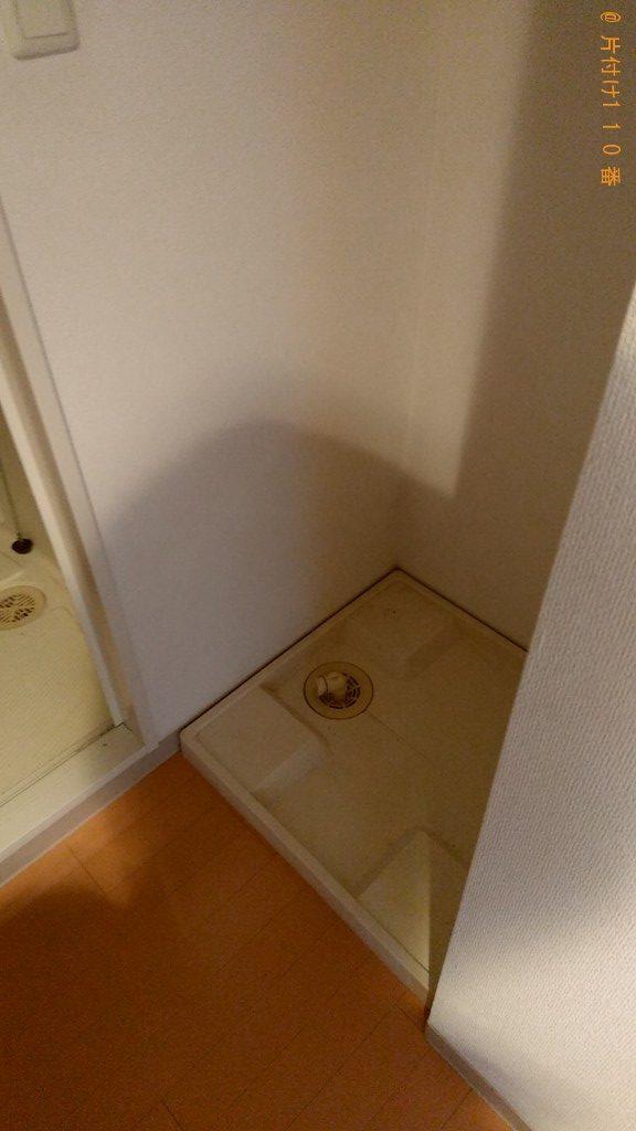 【大阪市淀川区】冷蔵庫など家電3点処分ご依頼 お客様の声