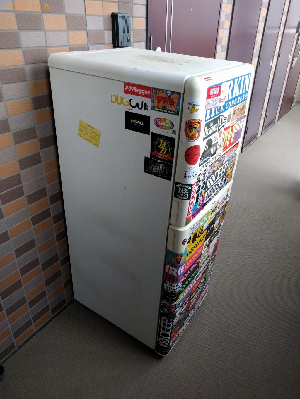 【苅田町】冷蔵庫回収のご依頼 お客様の声