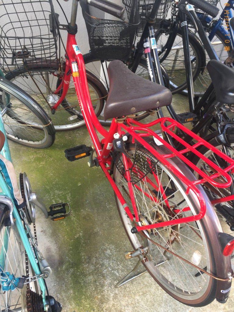 【福岡市博多区】自転車と座椅子回収のご依頼 お客様の声
