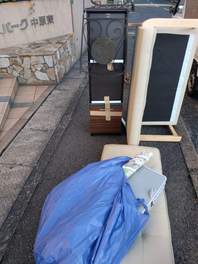 【北九州市戸畑区】テーブルやソファーなど家具類回収 お客様の声