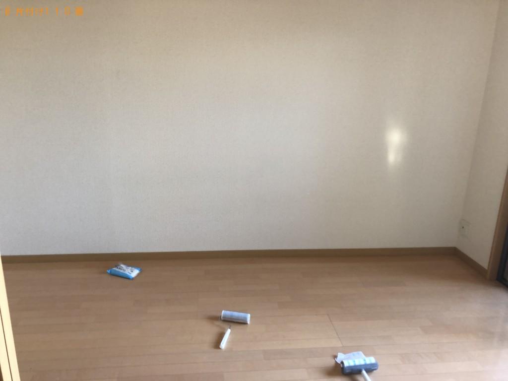 【菊池郡菊陽町】本棚、ベッドなどの出張不用品回収・処分ご依頼