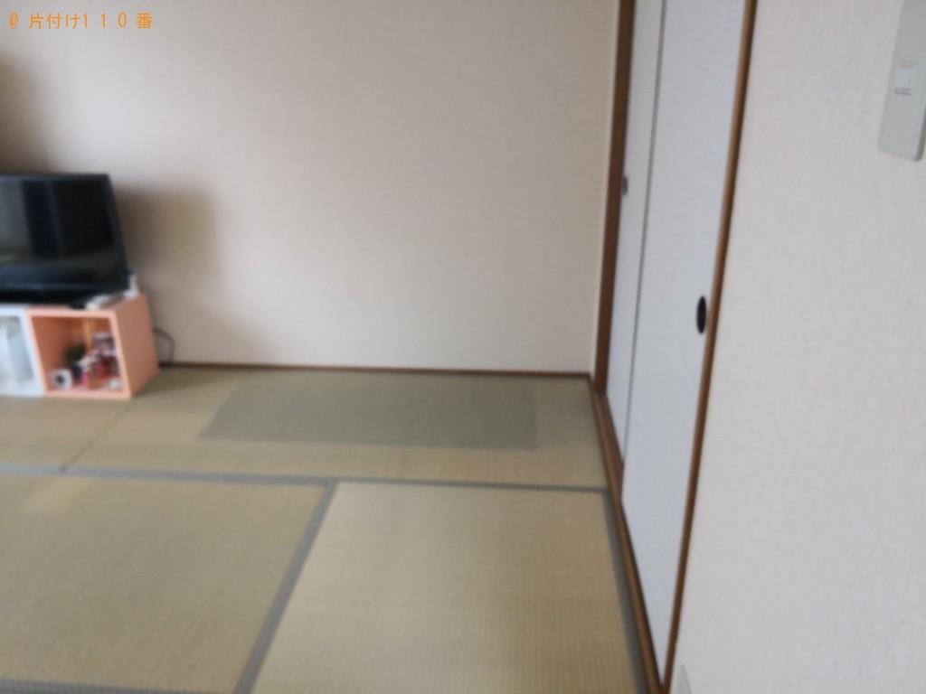 【大阪市港区】婚礼ダンス2棹の出張不用品回収・処分ご依頼