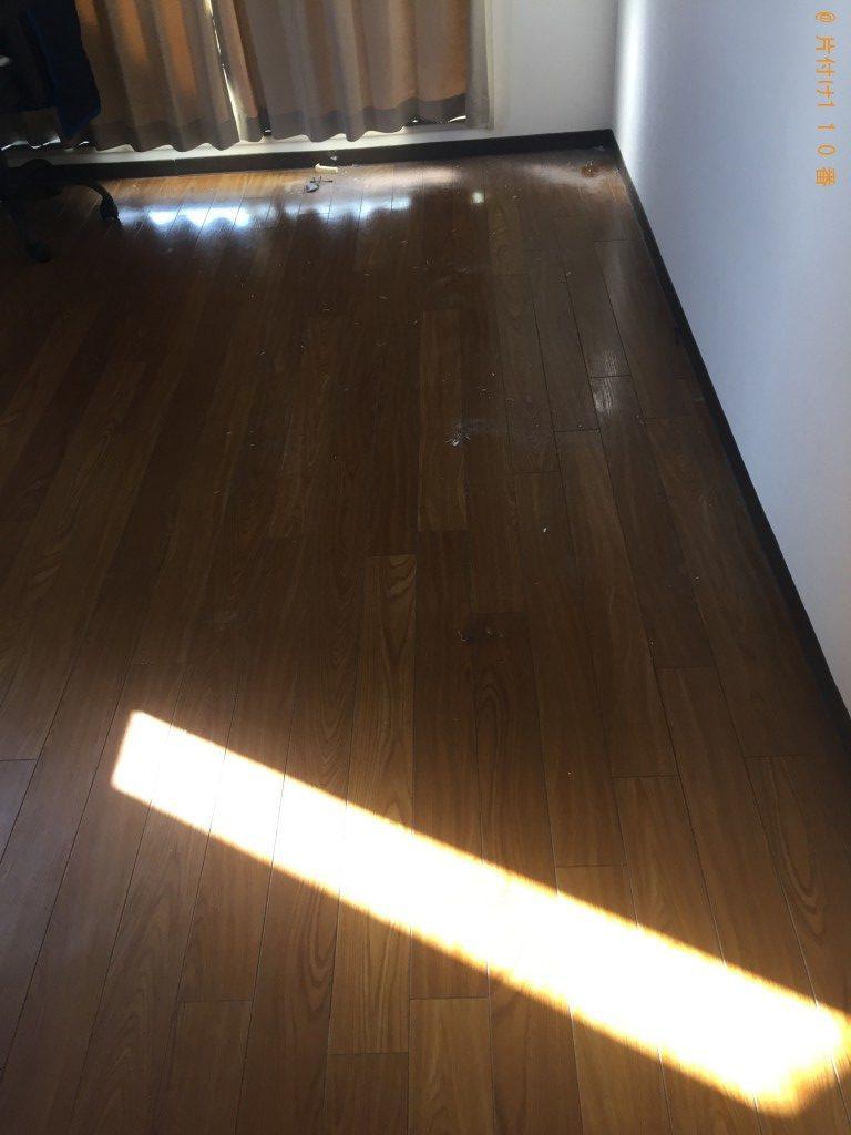 【福岡市東区】テーブルやベッドの枠回収のご依頼 お客様の声