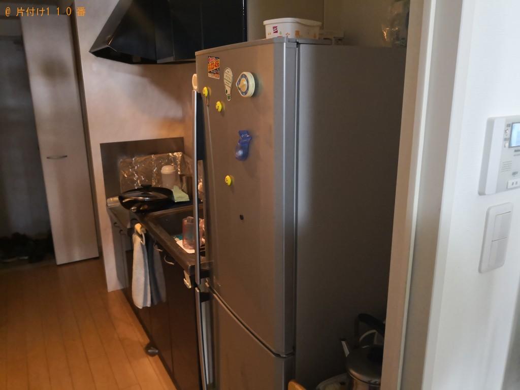 【大阪市東淀川区】冷蔵庫、洗濯機の回収 リピートのお客様の声