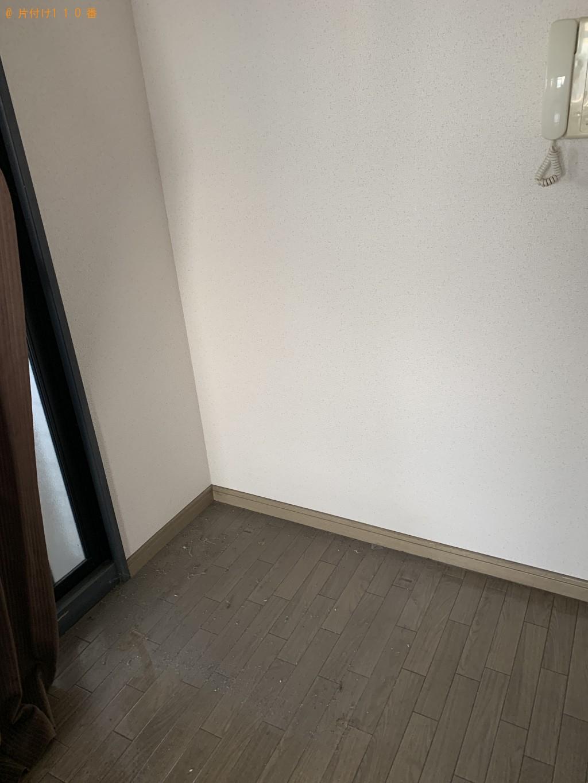 【北九州市小倉北区】冷蔵庫やラックなど家具家電回収 お客様の声