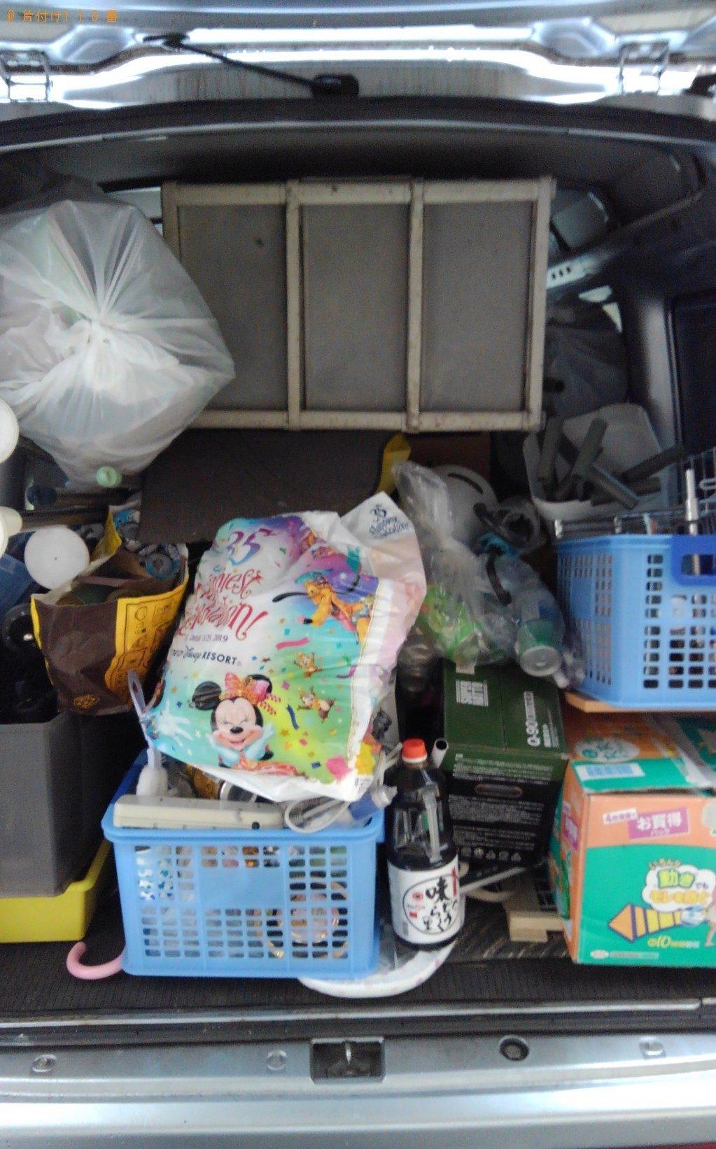 【富士市】引っ越しに伴う不用品回収・処分 お客様の声