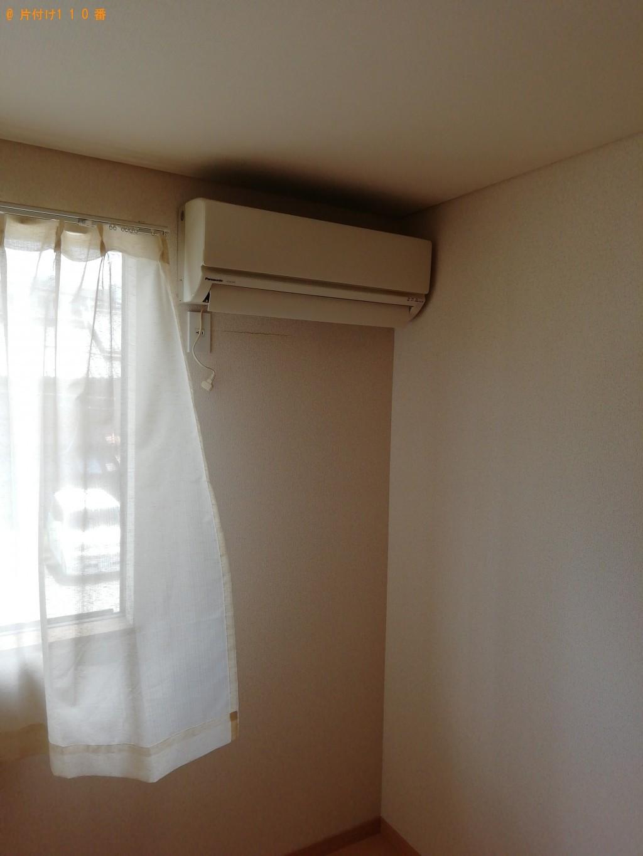 【大和高田市】エアコン、洗濯機などの出張不用品回収・処分ご依頼