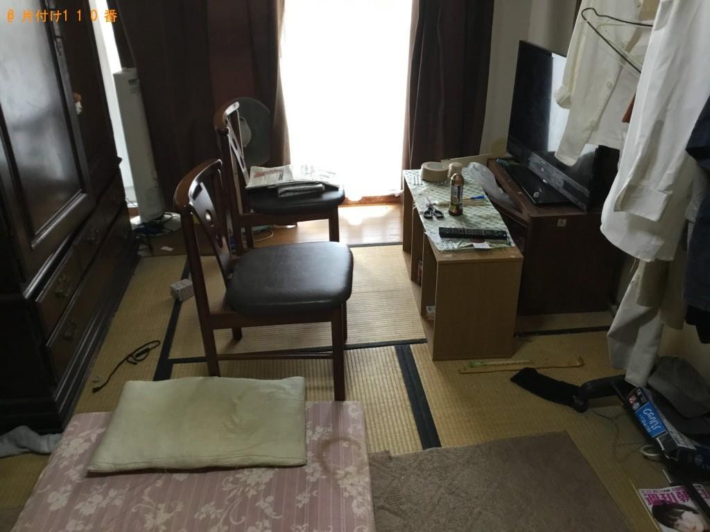 【大阪市住吉区】ダイニングテーブルセット・ソファー等の処分 お客様の声